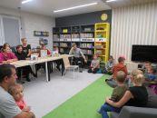 9 spotkanie Czytających Rodzin