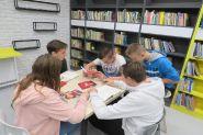 Remont Filii Bibliotecznej w Czernicach - uroczyste otwarcie