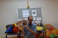 Spotkanie autorskie dla dzieci z Panem Poetą