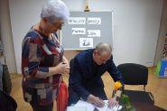 Spotkanie z poetą Piotrem Lipką