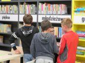 Wakacyjna NOC w Bibliotece