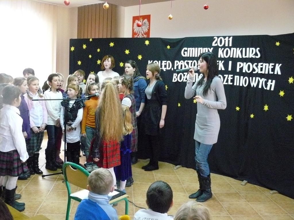 2011 02 10.konkurs.koled.i.pastoralek.09 - Przegląd kolęd, pastorałek ipiosenek bożonarodzeniowych