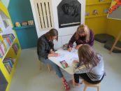 10 spotkanie Czytających Rodzin w filii