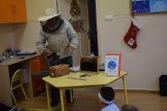 Co robią pszczoły przez dzień cały w pasiece