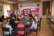 DKK dla dzieci lizak renifer
