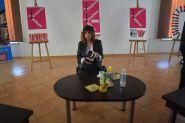 Spotkanie autorskie Barbara Kosmowska
