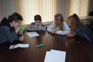 Spotkanie z VI klasą Szkoły Podstawowej
