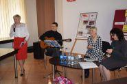 Wieczór poetycko-muzyczny z Anną Dwornicką