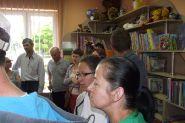Wizyta podopiecznych z ŚDS ze Strobina