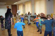 Wizyta przedszkolaków - popularyzacja czytelnictwa