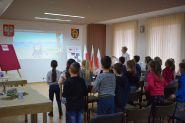 Zajęcia dla dzieci z okazji 100-letnej rocznicy Odzyskania Niepodległości